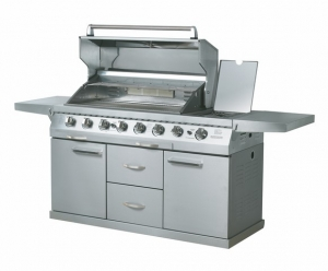 Enders Gasgrill Kansas 4 Sik Profi Turbo : Enders kansas pro sik profi turbo test enders grills