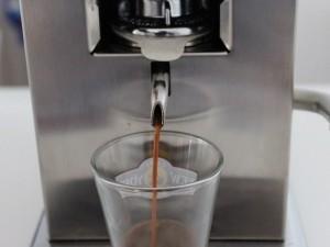 Kaffee aus dem E.S.E. Pad