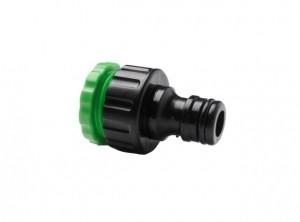 Flex Gartenschlauch Anschlussadapter mit Reduzierstück