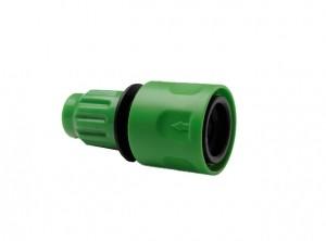 Typ EU Norm Schnellkuppung eines flexiblen Gartenschlauchs (Gardena Adapter)