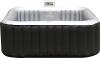 aufblasbarer Whirlpool MSpa ALPINE M-009LS LITE inkl. Heizfunktion + Pool Test pH&Chlor - 1