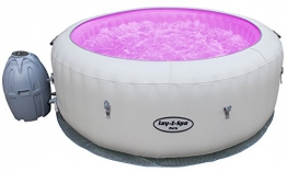 Bestway Lay-Z-Spa Paris Whirlpool, 196 x 66 cm - 1