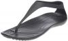 Crocs Sexi Flip Women, Damen Plateau, Schwarz (Black/Black), 39-40 EU - 1