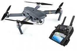 DJI - Mavic Pro - Quadcopter Drohne mit Kamera - 1