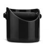 Dreamfarm Grindenstein Abklopfbehälter für Kaffeesatz Jet-Black tiefschwarz - 1