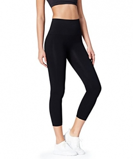 FIND Sport Leggings Damen, Schwarz, Large - 1