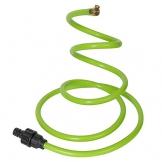 FleXx Nebler, Sprayer, Sprüh Nebler, Verdunster, Länge 2 m, Kupplung EU Norm, mit 2 Ventilen, flexibel und formbar, grün - 1