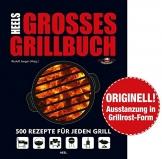 Heels großes Grillbuch: 500 Rezepte für jeden Grill - 1
