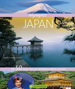Highlights Japan: Die 50 Ziele, die Sie gesehen haben sollten - 1