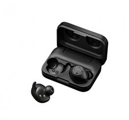 Jabra Elite Sport True Bluetooth Kopfhörer (Wireless, 4,5 Std., geeignet für Handy, Smartphone, Tablet und PC) schwarz - 1