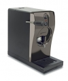 Kaffeemaschine für Kaffeepads Mod. Tube 220V Nickel + 18Kaffeepads Musetti - 1