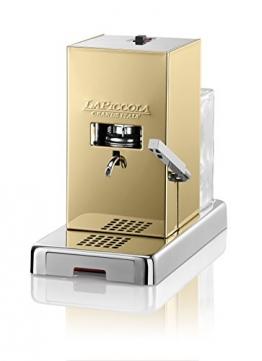 Kaffeepads MASCHINE LA PICCOLA GOLD + 24 Kaffeepads MUSETTI - 1