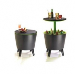 Keter Coolbar Tisch Stehtisch Kühlbox Cocktailbar - 1