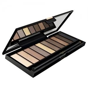 L'Oréal Paris Color Riche La Palette Nude Eyeshadow, Lidschattenpalette, 1er Pack (1 x 7g) - 2