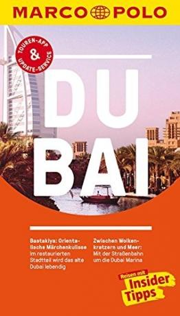 MARCO POLO Reiseführer Dubai: Reisen mit Insider-Tipps. Inkl. kostenloser Touren-App und Events&News - 1