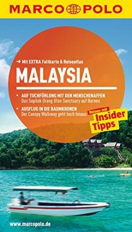 MARCO POLO Reiseführer Malaysia: Reisen mit Insider-Tipps. Mit EXTRA Faltkarte & Reiseatlas - 1