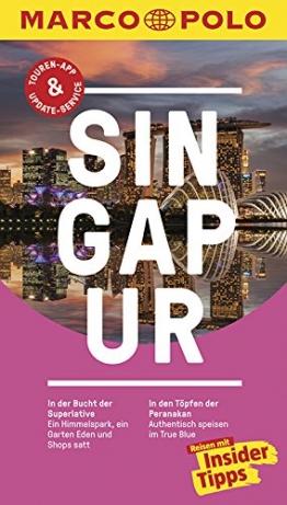 MARCO POLO Reiseführer Singapur: Reisen mit Insider-Tipps. Inkl. kostenloser Touren-App und Events&News. - 1