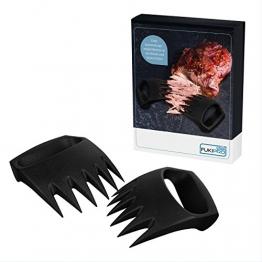 Meat Claws 2.0 - BBQ-Gabeln der neuesten Generation - Ideal für Pulled Pork - Fleischgabeln im Bärenkrallen-Look – Fleisch-Krallen - 1