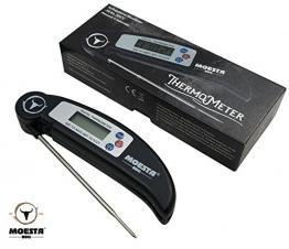 Moesta-BBQ Thermometer No.1 – Das BBQ-Einstichthermometer - 1