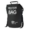 Mountaintop Trockentasche 25L - Wasserdichte Taschen, ideal für Bootfahren / Kajakfahren / Angeln / Rafting / Schwimmen / Schwimmende / Camping - Schützt Telefon / Kamera / Kleidung / Dokumente von Wasser, Sand, Staub und Schmutz - 1