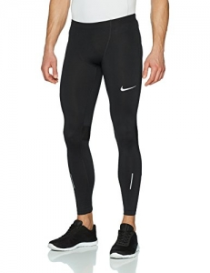 Nike Herren Run Tights, Black, M - 1