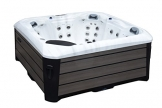 Platinum Spa Kenya 5 Pers Outdoor Whirlpool Hot SPA USA Balboa - 1
