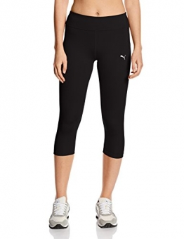 Puma Damen Tights WT Essentials 3/4, black, XL, 512806 01 - 1