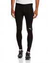 PUMA Herren Hose TB Long Tights, black, L, 654616 03 - 1