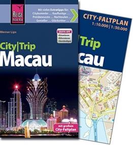 Reise Know-How CityTrip Macau: Reiseführer mit Faltplan und kostenloser Web-App - 1