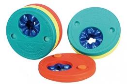 Schwimmscheiben DELPHIN Ausführung Junior, Farbe 3-farbig - 1