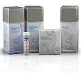 SpaTime SPAR-SET> Aktivsauerstoff-Pflege 3,7 kg - BAYROL Spa Time - Starter Set für die Whirlpoolpflege mit Sauerstoff - pH-Minus - Teststreifen mit 5 Funktionen - Wasser-Rein - 1