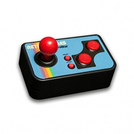 thumbs UP! Mini TV Games - inkl. 200 Retro Spielen - Retro, Vintage, Gaming, 80er, Videospiel - 0001357 - 1