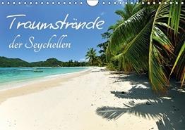 Traumstrände der Seychellen (Wandkalender 2018 DIN A4 quer): Die schönsten Strände von Mahé, La Digue und Praslin (Monatskalender, 14 Seiten ) (CALVENDO Orte) [Kalender] [May 25, 2017] Feuerer, Jürgen - 1