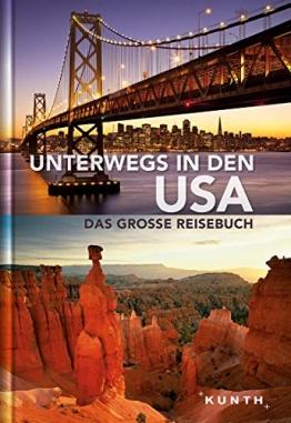 Unterwegs in den USA: Das große Reisebuch - 1