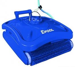 well2wellness® Elektrischer Power - Poolroboter Wand und Boden / Poolsauger 'DPool-1' - 1