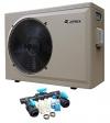 well2wellness Pool Wärmepumpe Heizpumpe PH 60Ls by Fairland® mit Einer Heizkapazität bis 25 kW + gratis Bypass-Set - 1